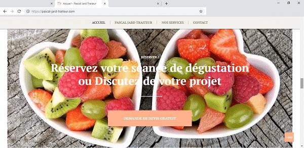creation-site-internet-pascal-jard-traiteur